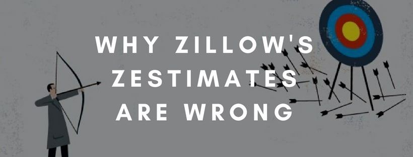 Why Zillow Zestimates Are Wrong in Chattanooga